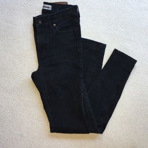 Madewell skinny jeans size 25